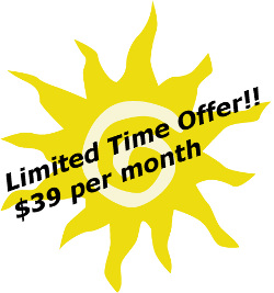 Limited Time Offer Sun
